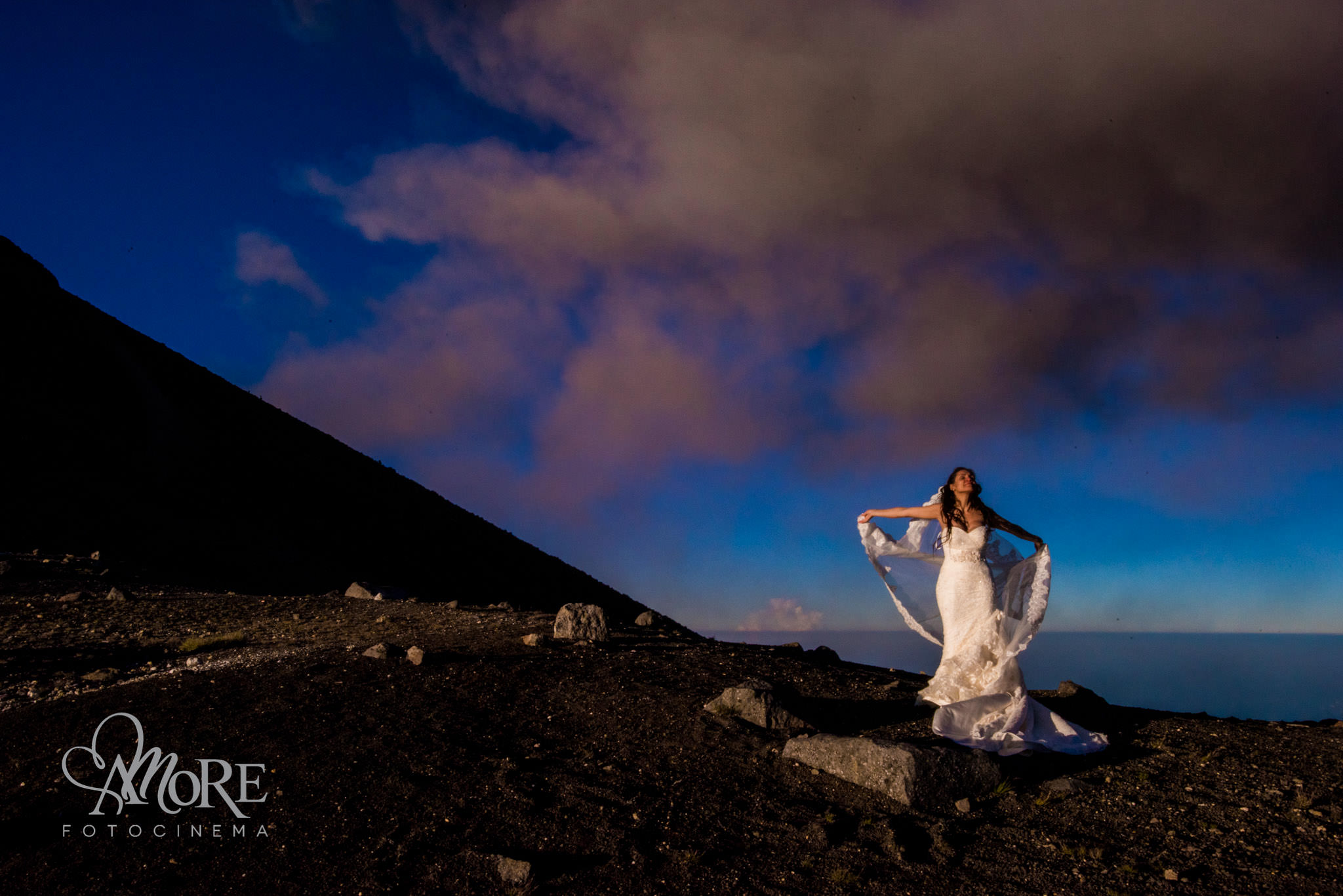 Trash the dress Guadalajara
