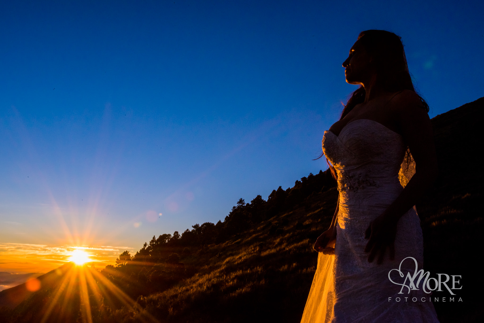 Trash the dress in Mexico
