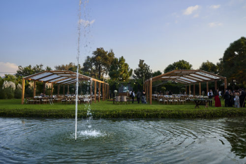 Lago Escondido eventos